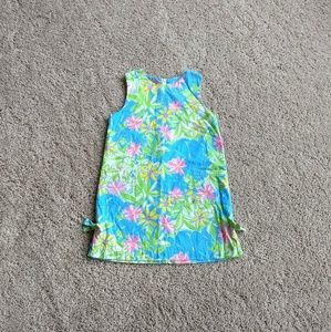Lilly Pulitzer Floral/Elephant dress
